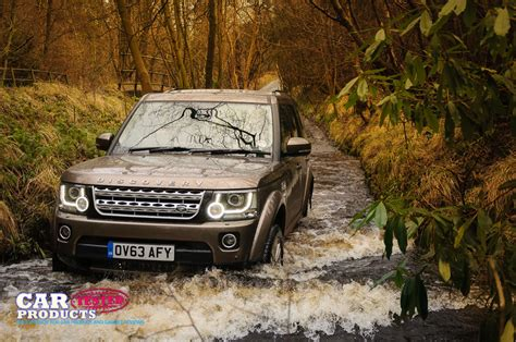 Wading Land Rover Wallpaper by 2014 Land Rover Discovery 4 Sdv6 Hse Review A 4 215 4 Beast