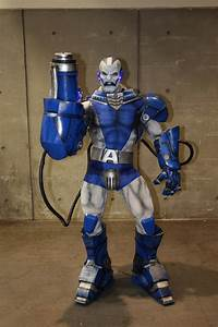 Age of Apocalypse: Making the Coolest Cosplay of Comic-Con ...
