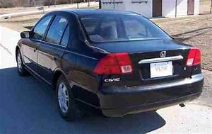 Purchase Used 2001 Honda Civic Lx 4 Door Sedan Manual