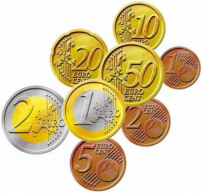 Euro Coins Denominations Coin Currency Money European