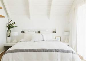Decorating, Bedrooms, With, White, Walls