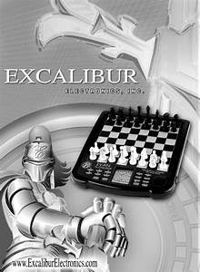Excalibur Electronic Games 712 User Guide