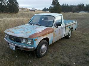 Jgilk1 1976 Chevrolet Luv Pick