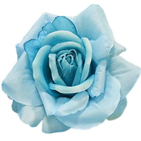 poly silk flower pin roses   color choices  girls