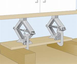 Woodworking Tricks: Use Car Jacks to Lift & Level