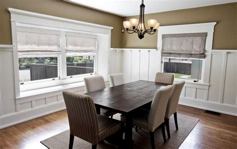 farmhouse table and parsons chairs for the home
