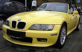 Bmw Z3  Wikipedia, The Free Encyclopedia