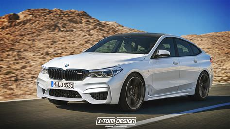 Bmw M6 Gran Turismo Definitely Looks The Part In New Rendering
