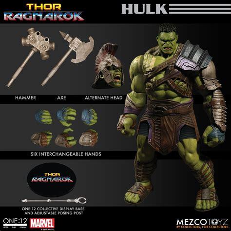 mezco one 12 collective ragnarok hulk anotoys