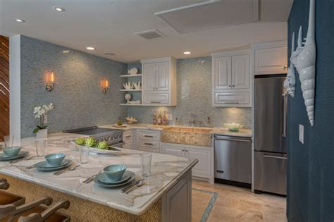 lighting kitchen cabinets south padre island contemporary kitchen by 7064