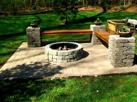 outdoor pit pictures designs outdoor fire pit charlotte pavers and stone