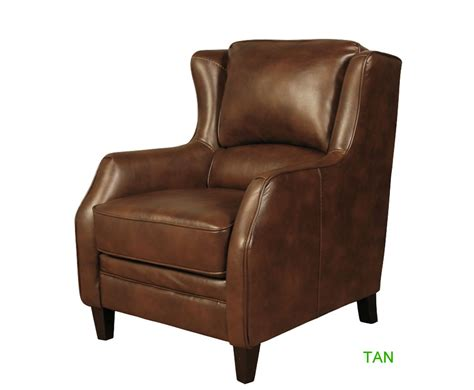 Conway Faux Leather Fireside Armchair