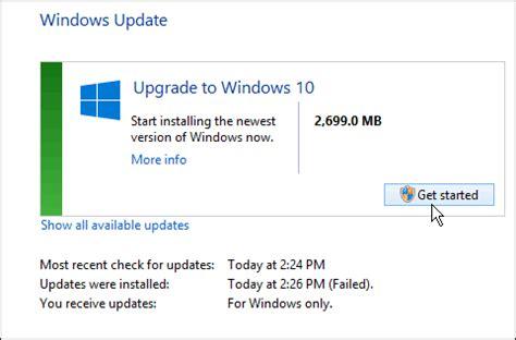 how to upgrade windows 8 1 to windows 10