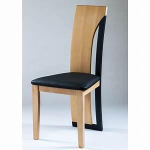 Chaise En Bois : chaise moderne en bois omega ~ Melissatoandfro.com Idées de Décoration