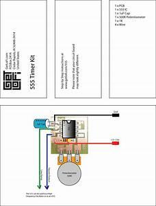 555 Timer Kit