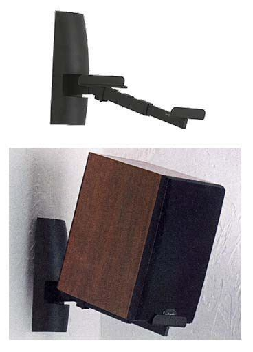 speaker wall mounts ideas  pinterest hiding