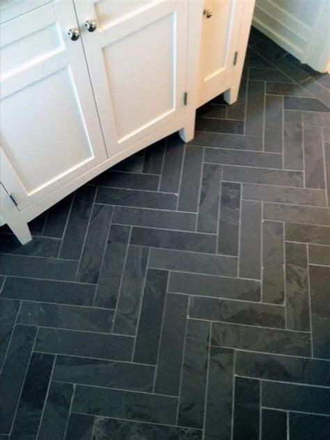 Slate floor bathroom photos
