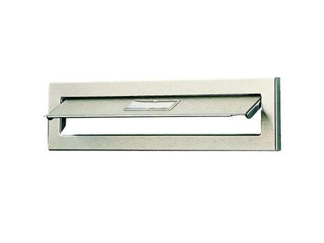 boite aux lettres interieur porte entr 233 e de bo 238 te aux lettres acier inox avec porte carte contact setin