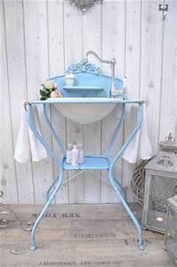 Badmöbel Vintage Style : vintage waschtische funktionst chtig aufgearbeitet ~ Michelbontemps.com Haus und Dekorationen