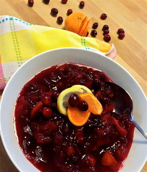 apple relish cranberry apple orange relish