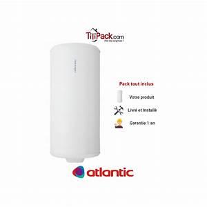 Chauffe Eau 100l Atlantic : chauffe eau lectrique 100l atlantic vertical blind ~ Dailycaller-alerts.com Idées de Décoration
