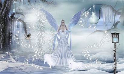 Angel Winter Gifs Wallpapers Found