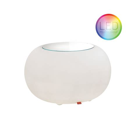 siege bulle bulle lumineuse led accu outdoor moree