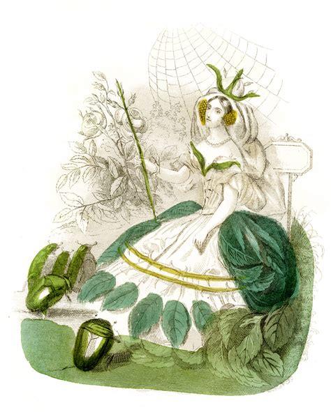 Instant Art Printable Fairy Queen The Graphics Fairy