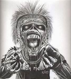 Eddie-Iron Maiden by Ellandan on DeviantArt