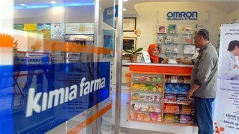 gandeng brawijaya investama kimia farma rintis bisnis