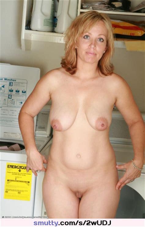 Amateur Nude Mom Milf Smalltits Shavedpussy Laundry