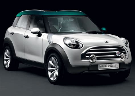 2009 Mini Crossover Concept Review - Top Speed