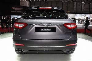 Maserati Prix Neuf : maserati levante une version hybride rechargeable en pr paration photo 3 l 39 argus ~ Medecine-chirurgie-esthetiques.com Avis de Voitures