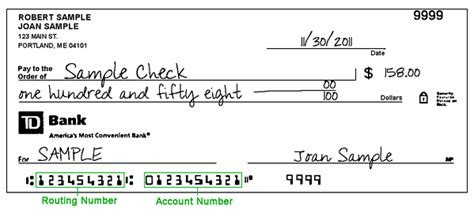 Bank Routing Numbers Wiring Instructions Online