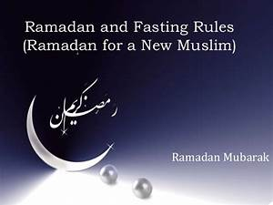 Ramadan Fasting Rules and Recommendations