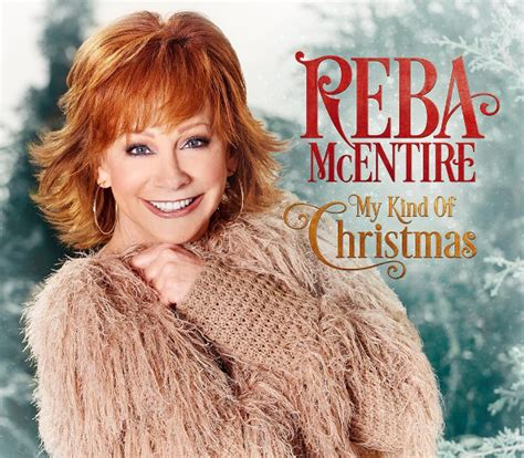 reba mcentire christmas reba to re release my kind of christmas with three new