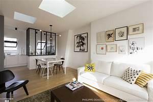 comment transformer danciennes chambres de bonne en un With comment organiser son appartement
