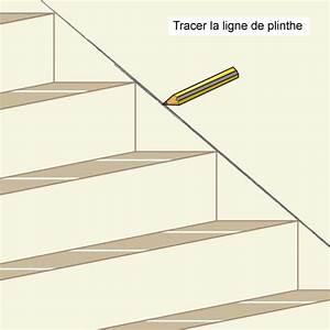 Hauteur Plinthe Carrelage : comment poser une plinthe d 39 escalier en carrelage ~ Farleysfitness.com Idées de Décoration
