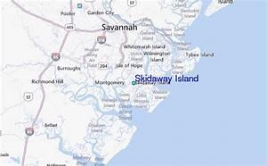 Skidaway Island Tide Station Location Guide
