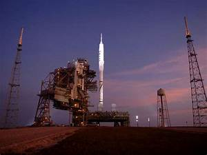 Ares I-X Countdown in Progress Again | International Space ...