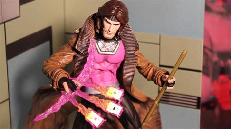 Marvel Select Gambit Review Variant