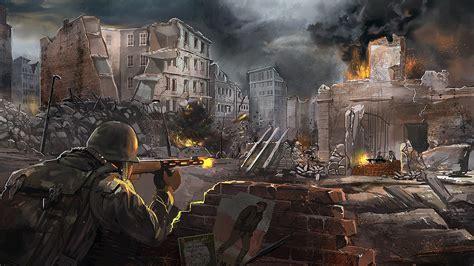 Штурм 2 / men of war: Wallpaper #18 Wallpaper from Men of War: Assault Squad 2 - gamepressure.com