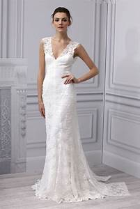 Simple white lace wedding dresswedwebtalks wedwebtalks for Simple white wedding dress