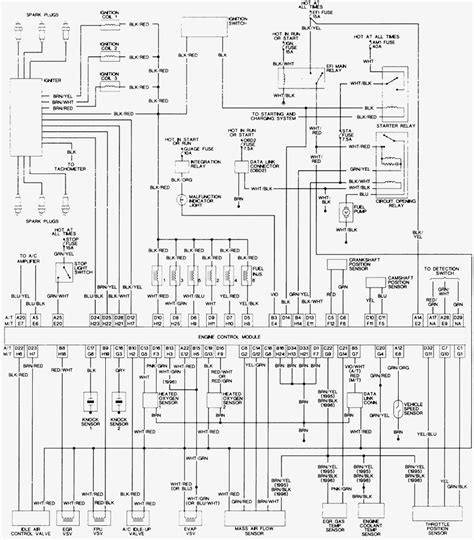 toyota fujitsu ten 86120 wiring diagram wiring diagram