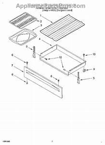 Whirlpool Wpw10256908 Oven Rack