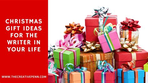 Christmas Gift Ideas For The Writer In Your Life