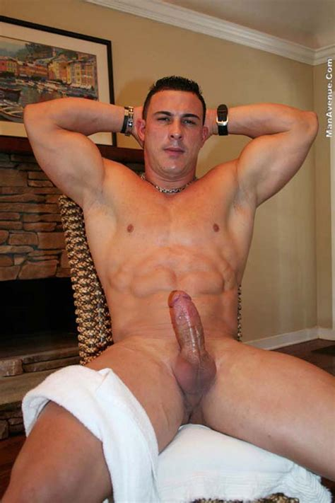 Muscle Guys New Naked Men