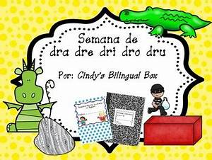 dra dre dri dro dru bundle by 39 s bilingual box tpt