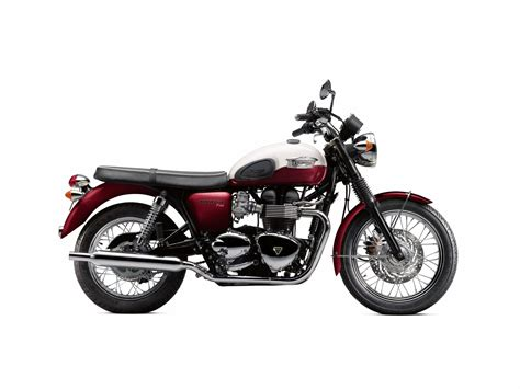 Review Triumph by 2012 Triumph Bonneville T100 Review