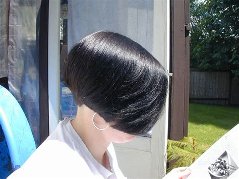 girls hair clippered napes google search bobs